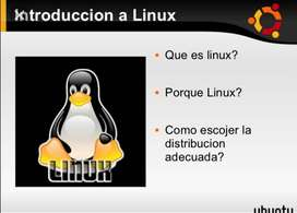 Clases linux