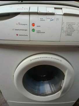 VEndo ya lavarropas andando