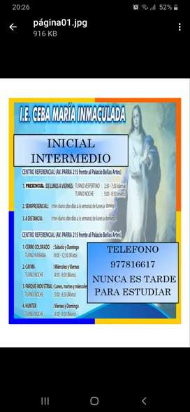 Ceba María Inmaculada