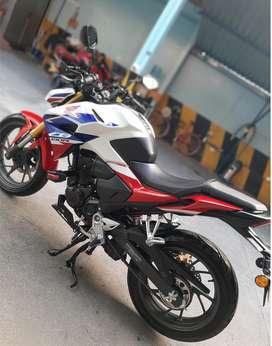 Gran oportunidad Moto tricolor 190R Edicion especial