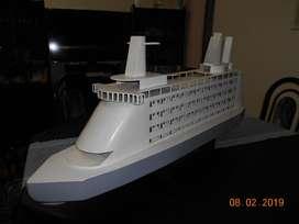 Crucero a radio control