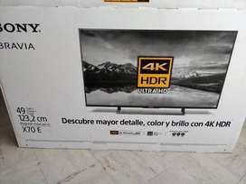 Tv Sony 49 Pulgadas Ultra Hd