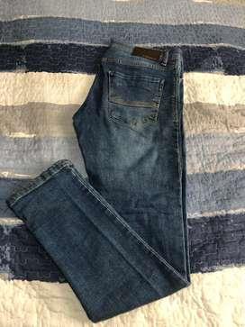 Jean usado en buen estado