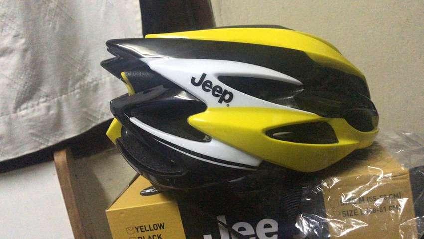 Casco JEEP MTB Ciclismo 0