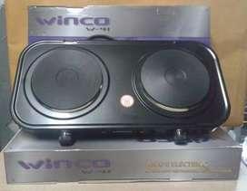 Anafe Electrico Winco W-41