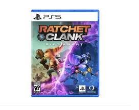 Juego Ps5 Ratchet & Clank: Una Dimensión Aparte