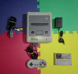 VENDO SUPER FAMICOM