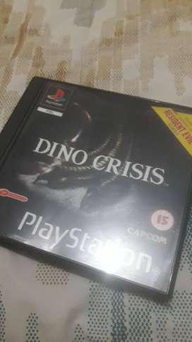 Dino Crisis 1 PAL UK - PS1 PSX