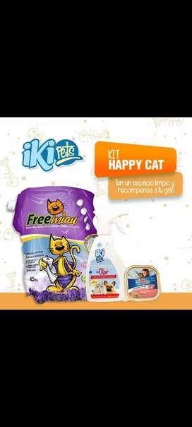 KIT HAPPY CAT