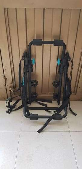 Vendo soporte de ciclas para carro