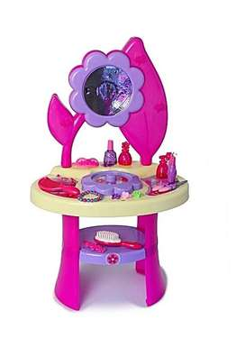 Tocador Peinador Para Niña Boy Toys 62cm Muñecas