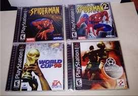 Playstation Estuche Para Juegos portadas Incluidas (Transparente)