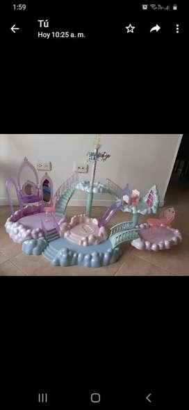 castillo de la barbie