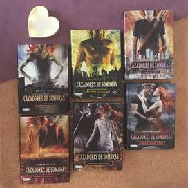 Venta de libros de Cazadores de Sombras