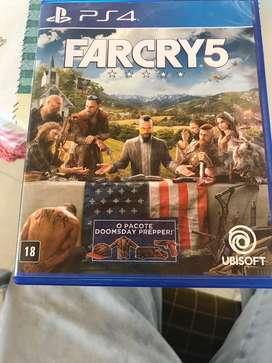 Far cry 5 fisico en español