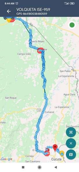 GPS VISUALIZACION EN TIEMPO REAL