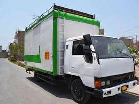 camión hyundai  mighty 1992 furgon