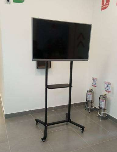 Soportes TV Pedestal