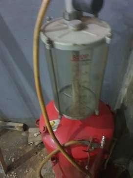 Vendo cambiador de aceite automatico