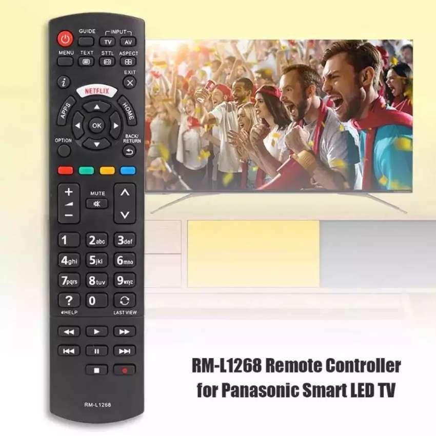 Control TV Panasonic Smart TV. + ¡ DOMICILIO GRATIS ! 0