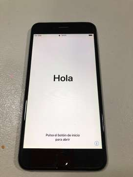 Iphone 6 plus - Usado, libre de fabrica