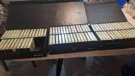 Colección de Música Clásica en 85 Cassettes en Estuches. Salvat.