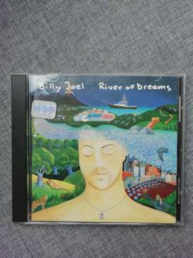 "CD Billy Joel ""River of Dreams""  año 1993"