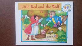 Cuento en Ingles Little Red and The Wolf