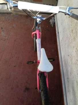 Bicicleta para nena.