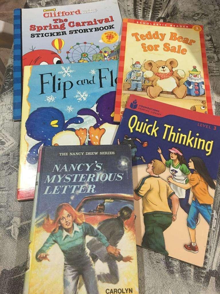 Libros INFANTILES en Inglés. 0