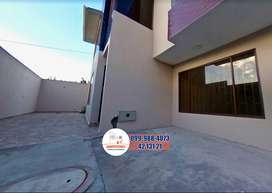 Casas en venta por estrenar dentro de condominio, Sector Colegio Santana, Cuenca, C716
