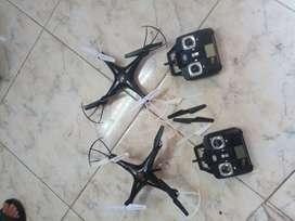 Dos Dron detalle