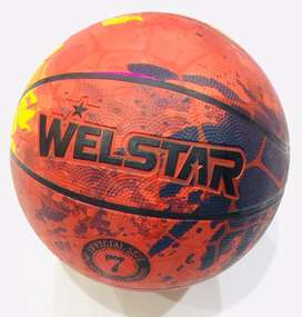 Balon baloncesto caucho N7