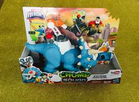 Playskool Heroes Chomp Squad Original fisher price hasbro