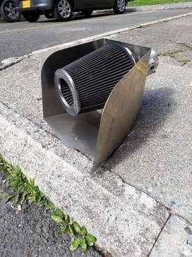 Sistemas de Aire Dinamico Ford Fusion