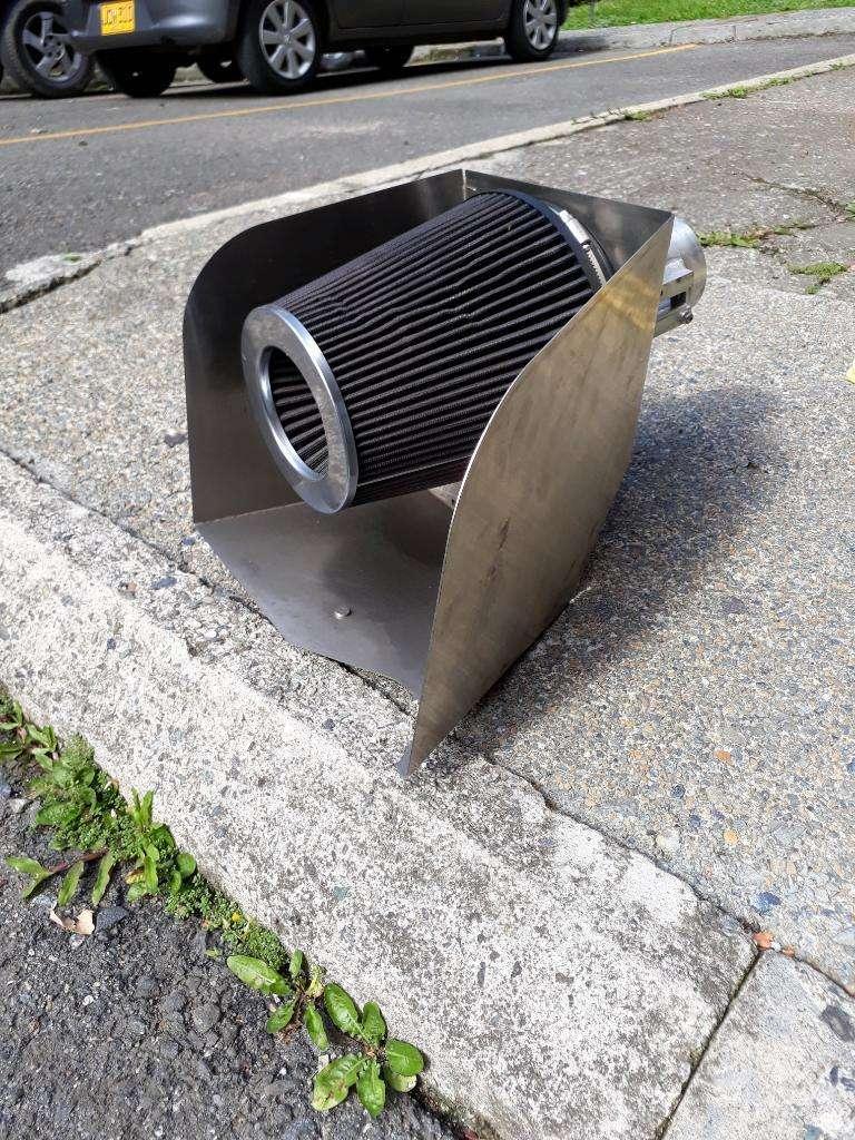 Sistemas de Aire Dinamico Ford Fusion 0
