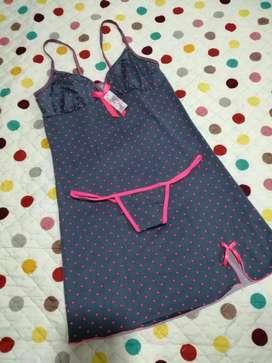 Pijamas Vata Y Short