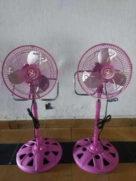 Mini Ventilador Rosa