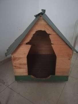 Vendo Casa para Perro