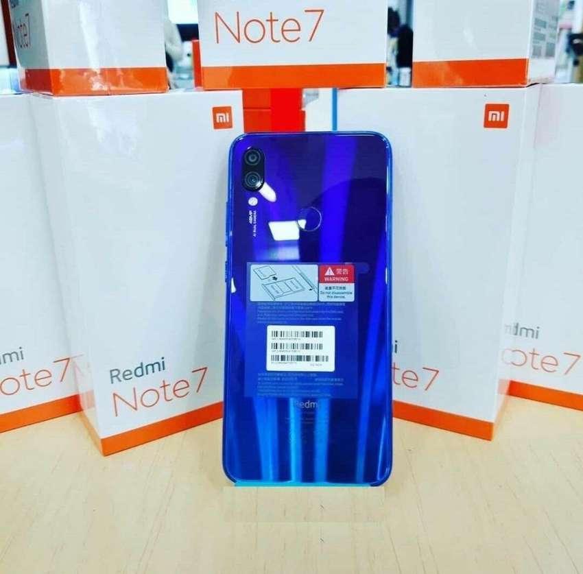 Xiaomi Redmi Note 7  64gb/128gb Obsequio Por Tu Compra 0