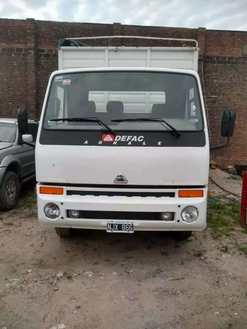 Impecable camión AGRALE 8500 0