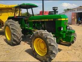 Económico Tractor Jhon Deere