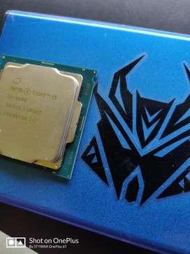 Procesador Intel Core I5 8600 4.3ghz 8va