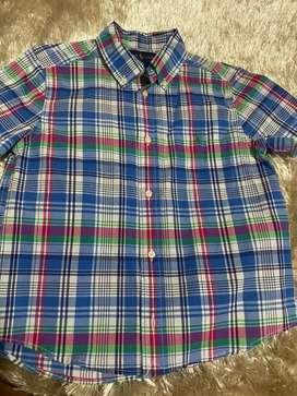 Camisa Nautica talla 6
