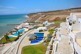 Departamento duplex vista al mar en Urbanización Ciudad del Mar, Manta