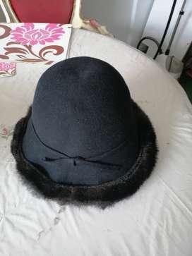 Sombrero para dama epoca