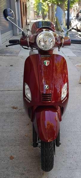 Moto zanella Styler - 31km