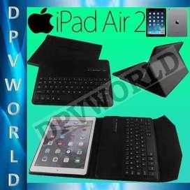 Estuche Teclado iPad  9.7 6ta iPad Air 2