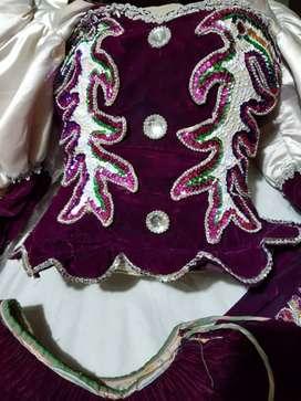 Venta de trajes caporal de mujer varios colores