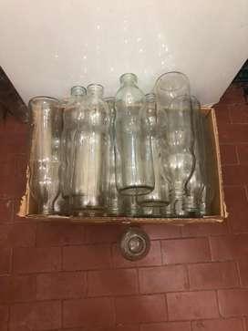 Botella 1 litro (impecables,listas para usar ) $20